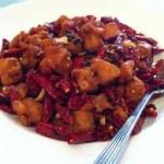 Блюда из овощей, китайская кухня
