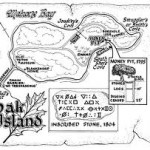 Дубовый остров. Острова сокровищ. Кладоискатели.