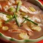Суп, китайская кухня