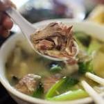 Уха, китайская кухня