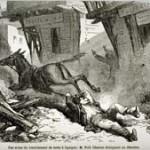 Землетрясение в городе Арика, Чили, 1868 год