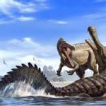 Предок крокодила, большая тайна океанов