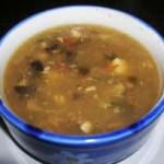 Первые блюда с соевыми продуктами