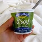 Йогурты из сои