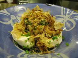 Салаты и закуски из соевых продуктов