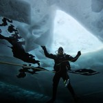По следам во льдах, подводные поиски в Арктике
