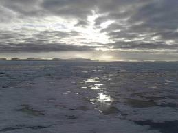 По следам во льдах, русская Арктика