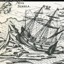Экспедиция Виллема Баренца, поиски затонувшего корабля