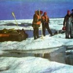 По следам во льдах