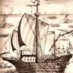 Дали озера Плещеева, российский флот при Петре I