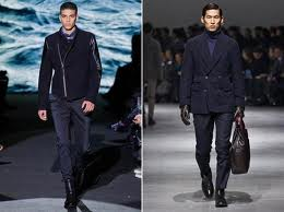 Что будет носить шикарный мужчина в 2012?