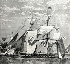 Русские фрегаты