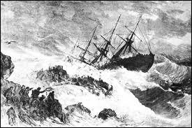 Гибель парохода «Атлантик»