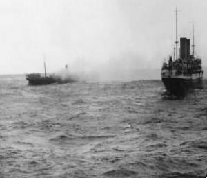 Гибель лайнера «Волтурно»