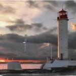 Воронцовский маяк Одесса, современный вариант