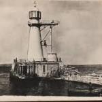 Воронцовский маяк Одесса, до 1941 года.