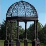 Садово-парковые сооружения, чугунные беседки и павильоны