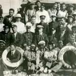"""Экипаж танкера """"Советская нефть"""", 1932 г."""