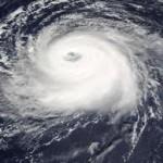 Ураган в океане