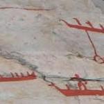 По следам первых мореходов, наскальные рисунки лодок
