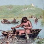 По следам первых мореходов, древние лодки