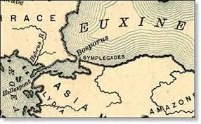 Понт Эвксинский, Черное море