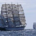 Парусники, романтика морских будней