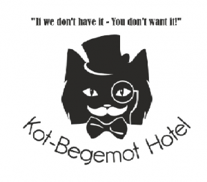 Зооотель Kot-Begemot Hotel