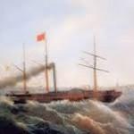Первые паровые суда