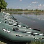 надувные резиновые лодки Bark