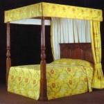 Кровать, история кровати