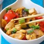 Мясные блюда. Китайская кухня.