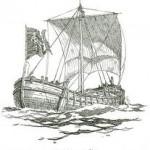 Парус. У истоков парусного судоходства