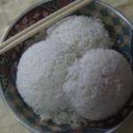 Рис, китайская кухня