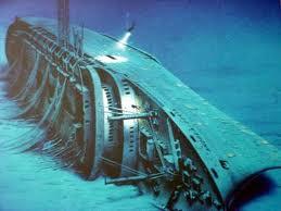"Затонувший лайнер ""Андреа Дориа"""
