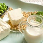 Питательные вещества в продуктах из сои