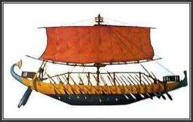 Древние мореплаватели