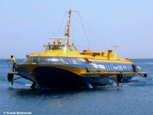 """суда на подводных крыльях, """"Долфин"""""""
