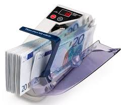 Какие бывают счетчики банкнот